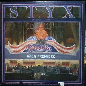STYX Paradise Theatre GateFold Album Released 1982 Vinyl/Record Collection USA