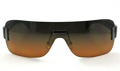 Disciplinato Occhiali Da Sole Ferrè Donna Modello Gf 58006 Colore Nero Sfumato Marrone Fabbriche E Miniere