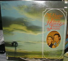 HOUSTON WYNETTE 'MY ELUSIVE DREAMS' (EPIC 1967) BN26325 VG/G- VINYL RECORD #RC02
