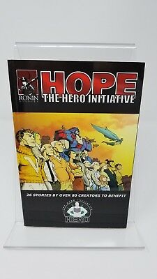 Ronin Studios - HOPE: THE HERO INITIATIVE TPB/GN - 2011 - NM- | eBay