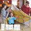 INFANTIL-72-Pieza-Build-amp-Play-Construccion-Fuerte-Tienda-Casa-de-Wendy-Den miniatura 5