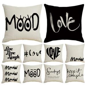 LD-UK-Modern-Letter-Linen-Waist-Cushion-Cover-Throw-Pillow-Case-Home-Sofa-De
