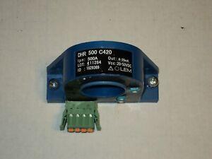200A LEM DHR 200 C420 Current Transducer 4-20MA