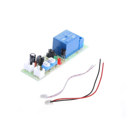 12V DC Infinite Cycle Delay Timing Timer ON//OFF Trigger Switch Loop Relay US