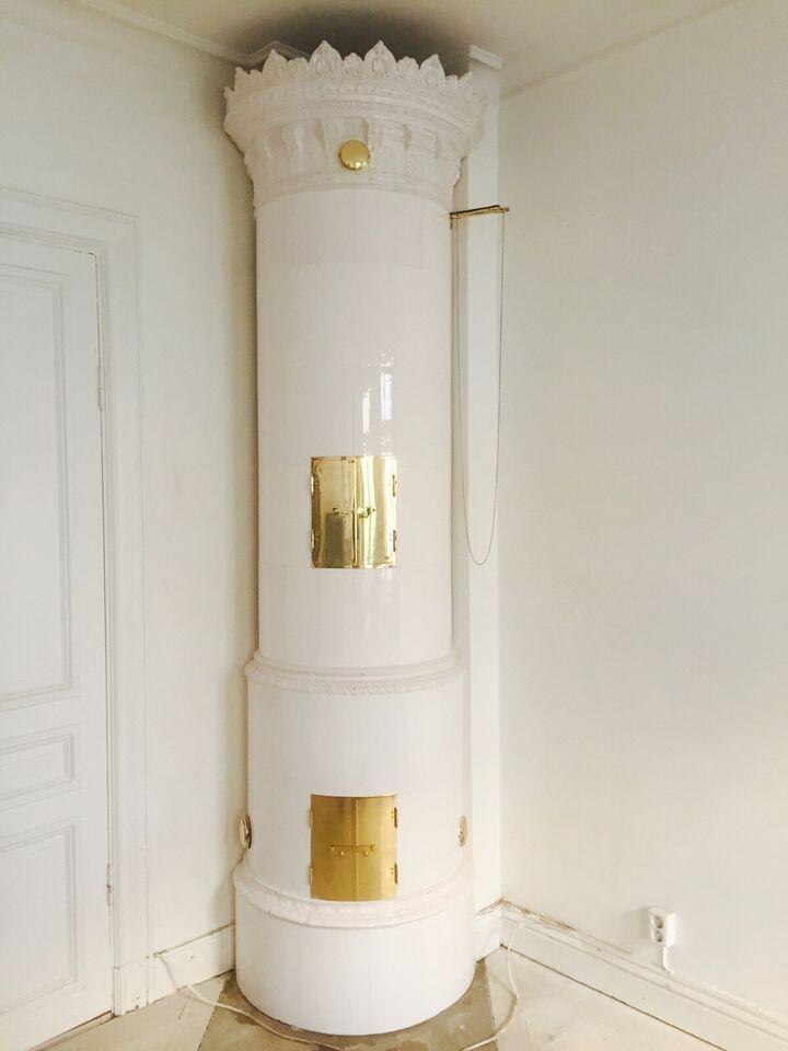 Brændeovn, Klimavenlig porcelænskakkelovn