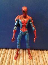 Marvel Legends Spiderman Mcfarlane Araña sentido Variante Azul 6 Pulgadas Figura