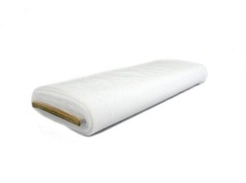 """160 Yards White Wedding Decoration Nylon Tulle Free Shipping 54/"""" x 480/'"""