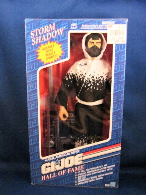 1992 Hasbro GI Joe Hall Of Fame Storm Shadow