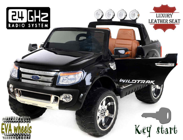 5ca6f879443db Ford Ranger Wildtrak Voiture-jouet Électrique pour Enfantt