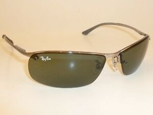 Image Is Loading New Ray Ban Sungles Top Bar Gunmetal Frame