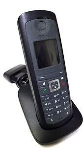 Gigaset-E49-E49h-Mobilteil-amp-Ladeschale-E490-E495-2x-Neue-Akkus-NT