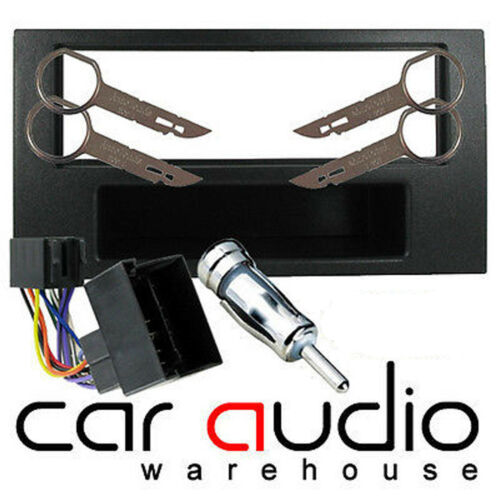 Ford Fusion 2006  Car Stereo Radio Fascia Facia Panel ISO Keys Fitting Kit