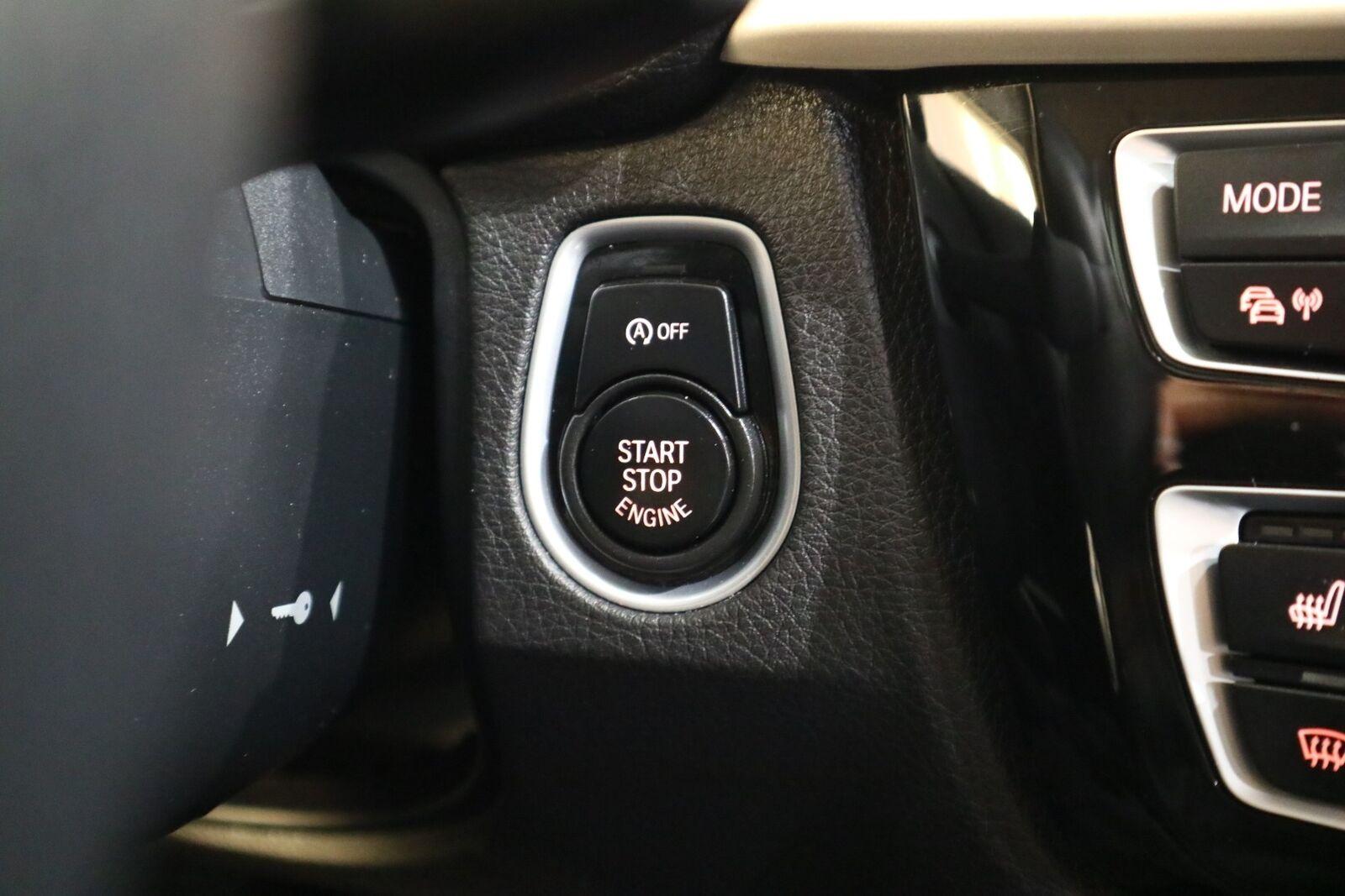 BMW 320d 2,0 Touring aut. - billede 9