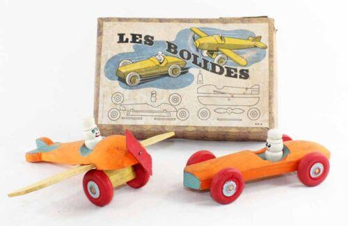 Les Bolides Vers 1935 / Jouet Ancien