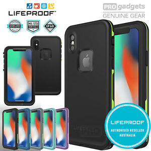 iPhone-X-Case-Genuine-Lifeproof-FRE-Dust-Shock-Waterproof-Cover-for-Apple