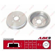 Bremstrommel, 1 Stück ABE C62043ABE