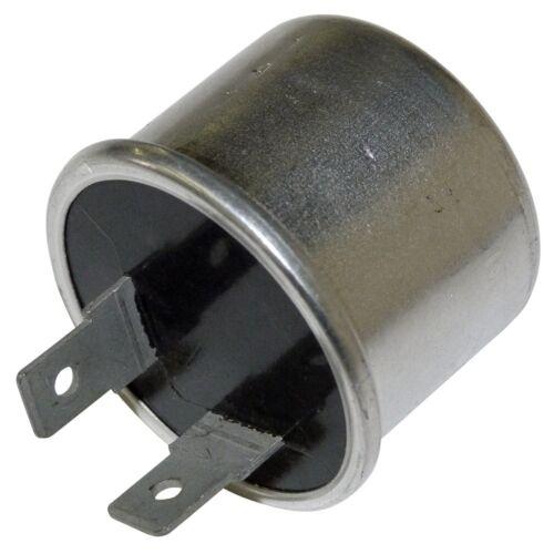 Coche Clásico Flasher Unidad Relé Indicadores Intermitentes térmica 12V 2 Pin