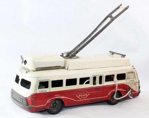 r Toy C Ancien Antique Jouet Trolley ZfAw4qT5q