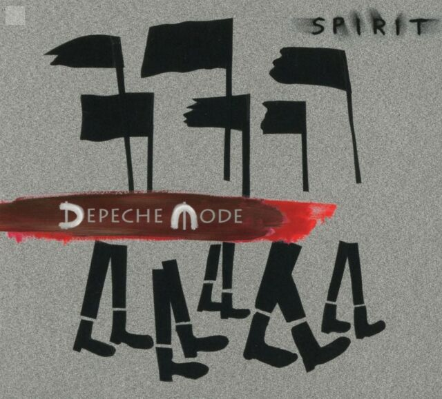 Depeche Mode - Spirit, 1 Audio-CD