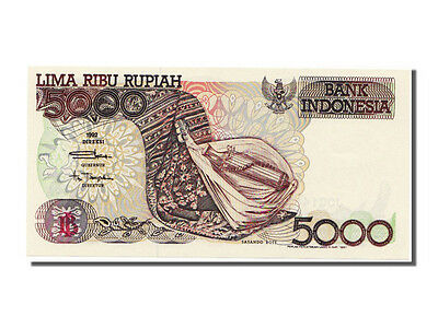Unc J00146108 Volume Large Indonesia #55060 1992 The Cheapest Price 5000 Rupiah 65-70 Km #130a