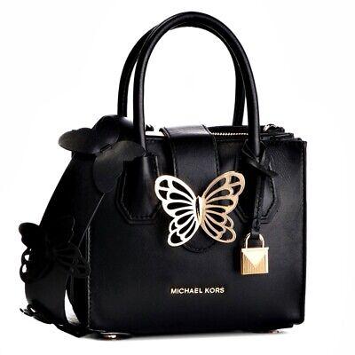 Michael Kors Bag Mercer XS acrdion Tab Black NEW 30s9gm9m1l | eBay