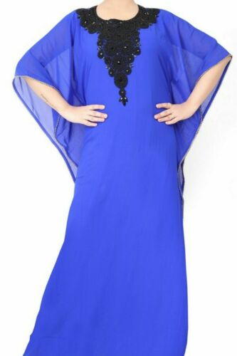 Modern Traditional WEAR Dubai Kaftan Tunisian Cultural WALIMA Gown Maxi Dress