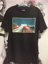 New Men's DGK Dirty Ghetto Kids Keep It Moving T-Shirt Black Medium