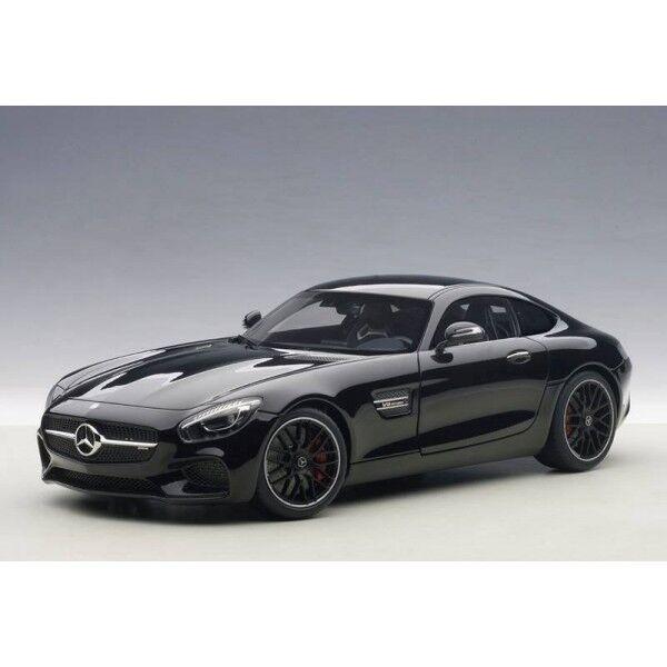 para mayoristas 1 1 1 18 Autoart - Mercedes Benz AMG GT - S (Negro) (Composite Modelo   Full  cómodamente