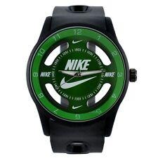 New Nike Unisex Luxury Green Sports Watch