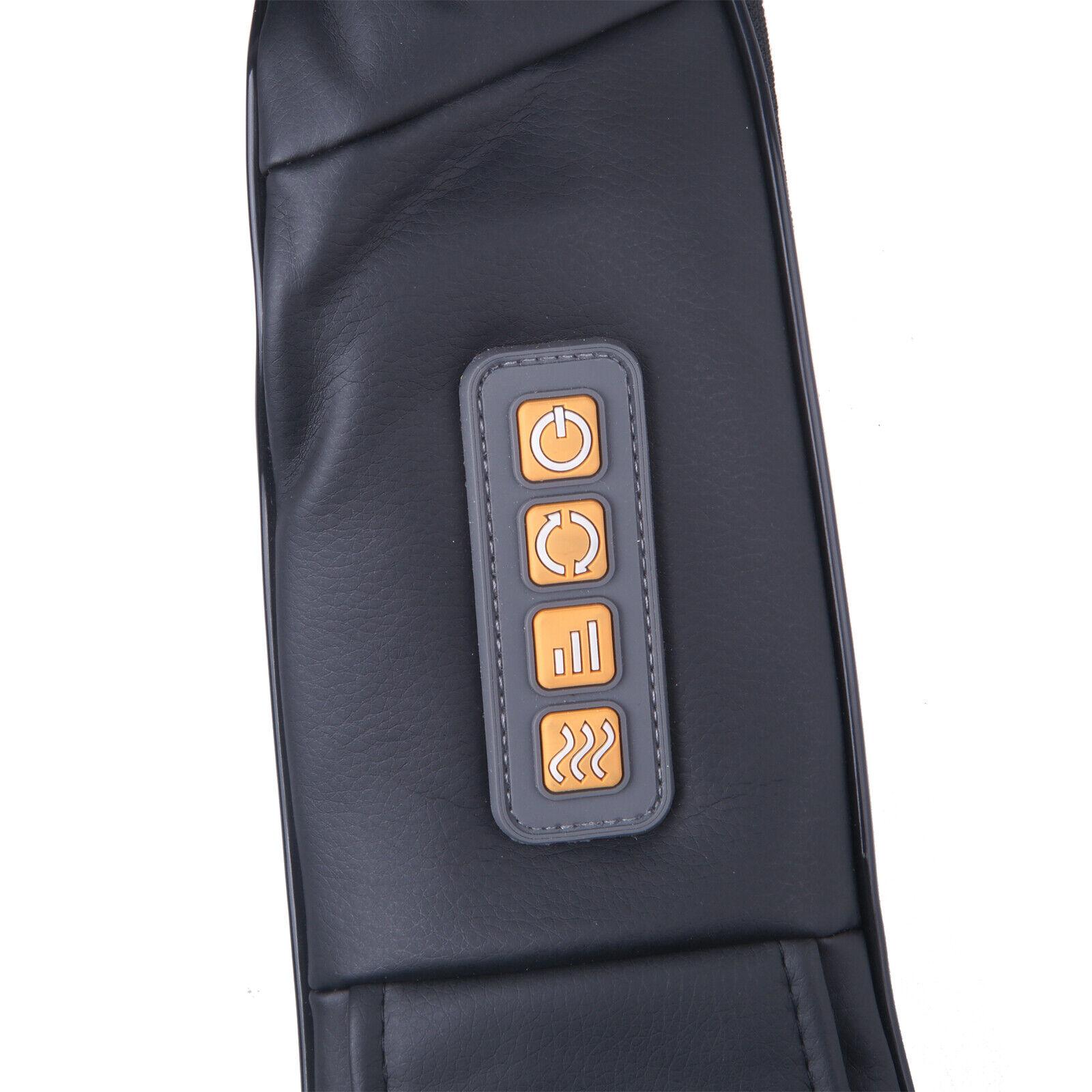 Массажеры для тела Массажист с тепловыми функциями шеи шеи на спине (Фото 2)