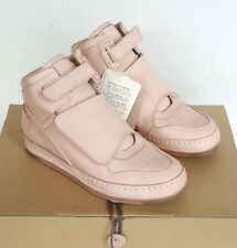 HENDER SCHEME natural beige leather trainers MIP-06 shoes sneakers 6.5-US/2 NEW