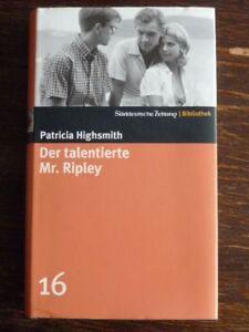 #48 Patricia Highsmith Der talentierte Mr. Ripley Hardcover gebundene Ausgabe - Dortmund, Deutschland - #48 Patricia Highsmith Der talentierte Mr. Ripley Hardcover gebundene Ausgabe - Dortmund, Deutschland