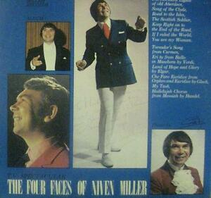 Details about Niven Miller(Vinyl LP)The Four Faces  Of-Canada-MS-9788-Millem-VG