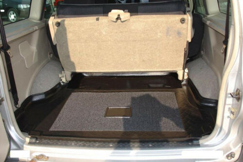 Nissan Terrano 1996-2003 LWB Tailored Boot Tray Cargo Liner