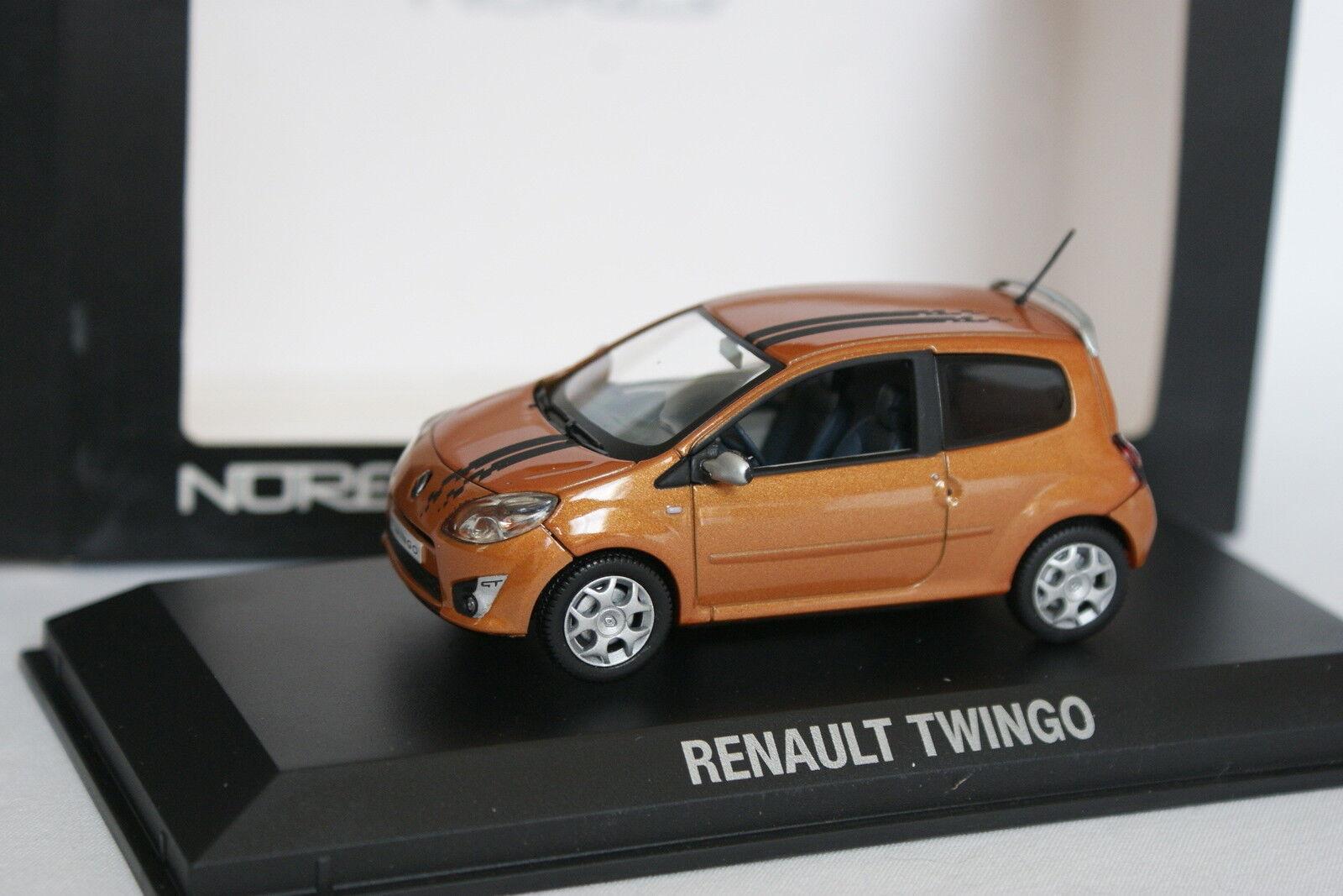 Norev 1 43 - Renault Twingo Arancione