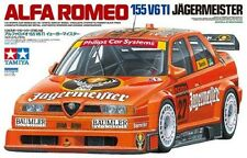 TAMIYA ALFA ROMEO 155 V6 TI JAGERMEISTER SCALA 1:24 COD.24148
