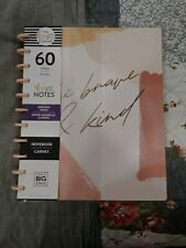 New Happy Planner Notes 60 Pg Notebook 85 X 11