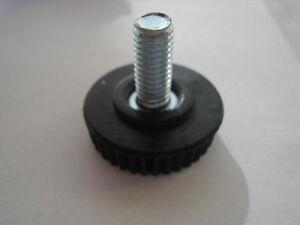 Lote-de-100-tornillos-ajuste-roscado-M5-longitud-10mm-botones-de-sujecion
