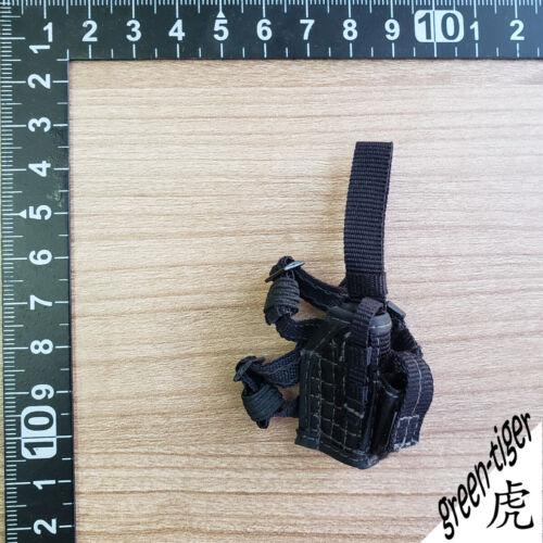 1:6 Scale ace Action figure parts Black Holster SAS Mk V fast ship