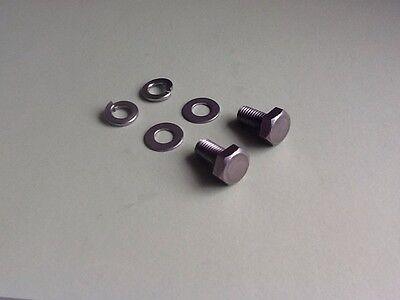 BSA Bantam D5//D7//D10//D14//B175 Rear Shock Bolt /& Nut Set A2 Stainless OEM 64-5048