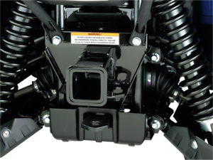 "Moose Racing 2/"" Rear Receiver Hitch 4504-0136"