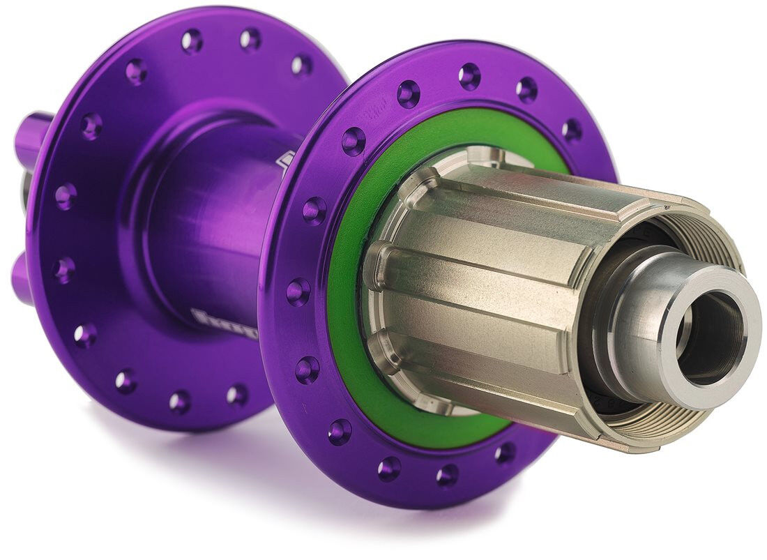 Hope Pro 4 Boost 32H Rear MTB Hub 148x12mm Purple
