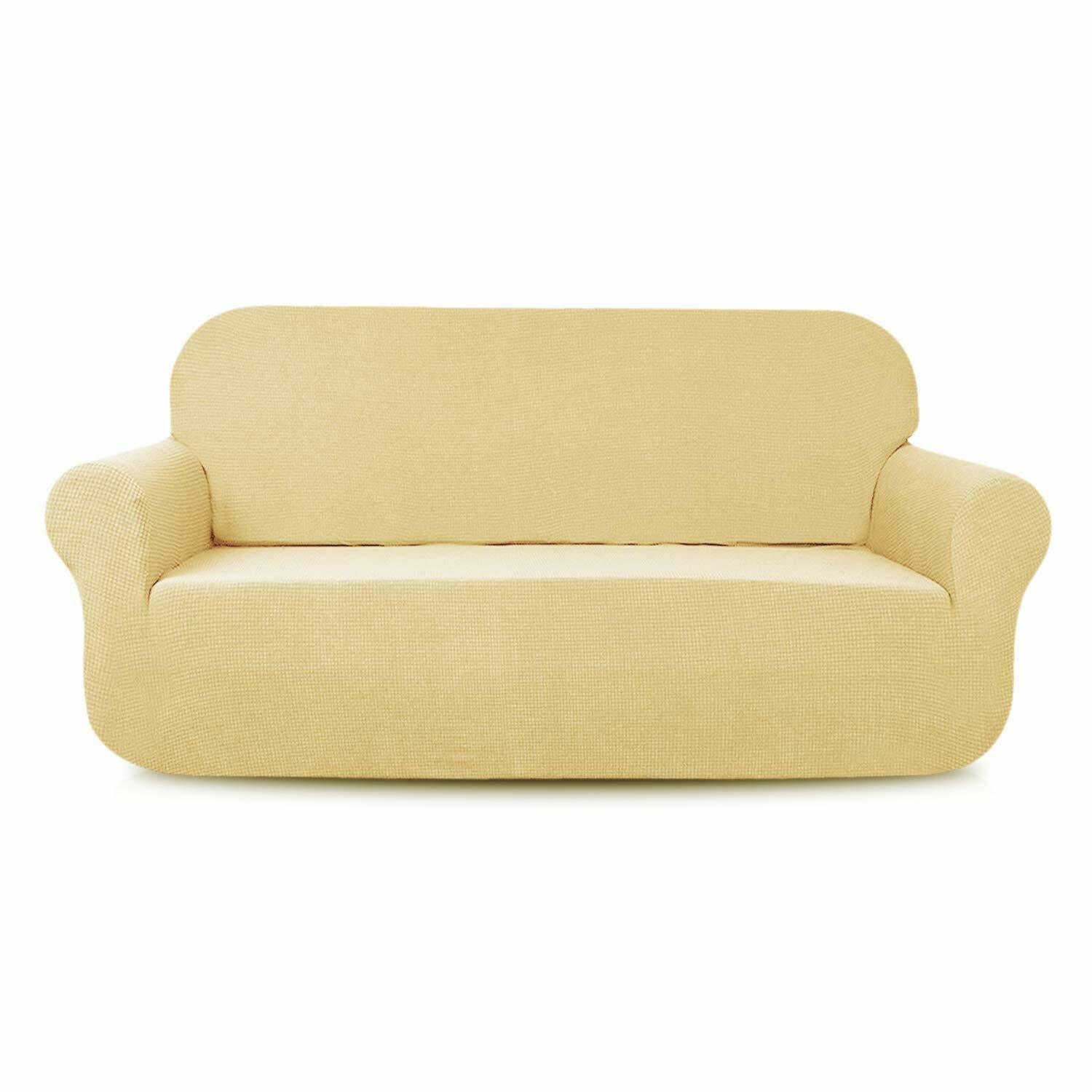 Enjoyable Aujoy Stretch Loveseat Cover Water Repellent Couch Covers Dog Cat Pet Proof Sofa Inzonedesignstudio Interior Chair Design Inzonedesignstudiocom