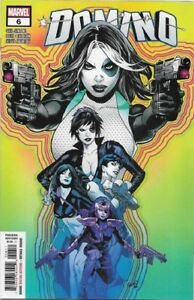 Domino-6-Marvel-Comics-1st-Print-2018-unread-NM