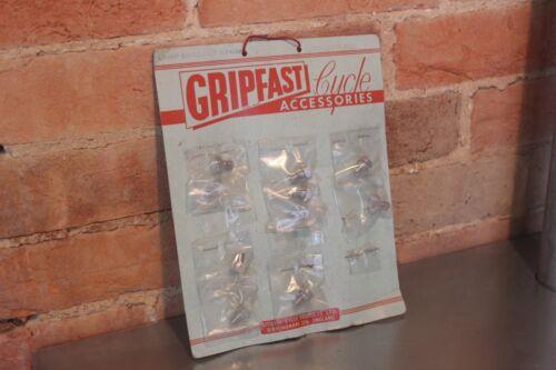 """NOS Vintage Gripfast Front Fork Lamp Light Bracket Bolt 5//16/"""" BSC Retro Eroica"""