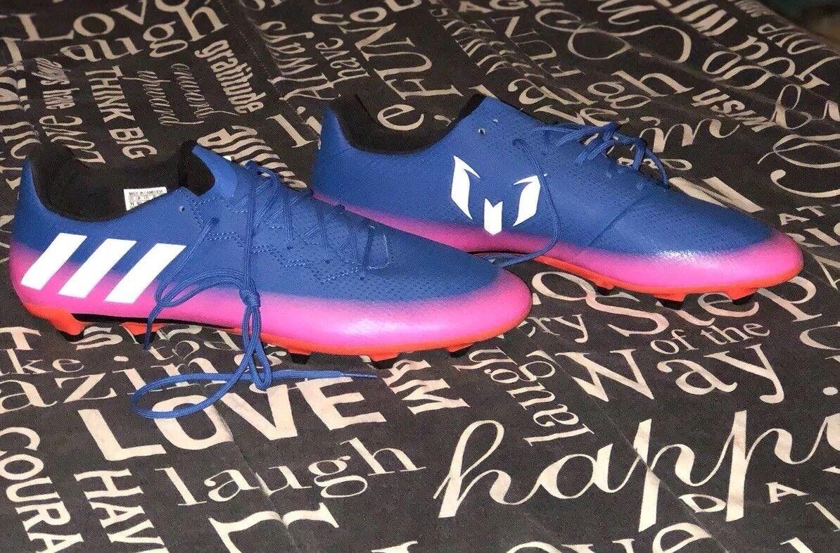 f18aefb73c5 Adidas shoes Messi FG Soccer