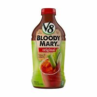V8 Bloody Mary Mix Original 46 Ounce (pack Of 6) 46 Ounce (pack... Free Shipping