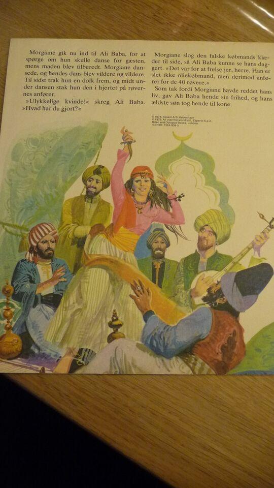 Ali Baba og de 40 Røvere, Mona Giersing