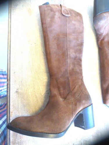 Tacco 36 Camel M Taglie 5cm Valore159th 40 35 Stivali Nuovo Pelle Vel 37 6 In xqYfwII7pF