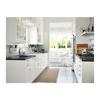 Ikea BODBYN White Kitchen Cabinet Door Front Drawer Fronts ...